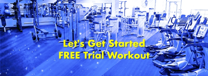 ACHIEVE! FITNESS CENTER - Free Trial Workout